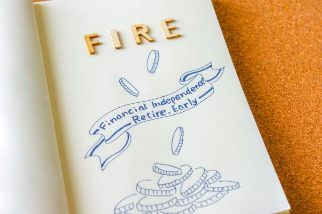 FIRE銘柄を集めてFIRE生活を送りたい