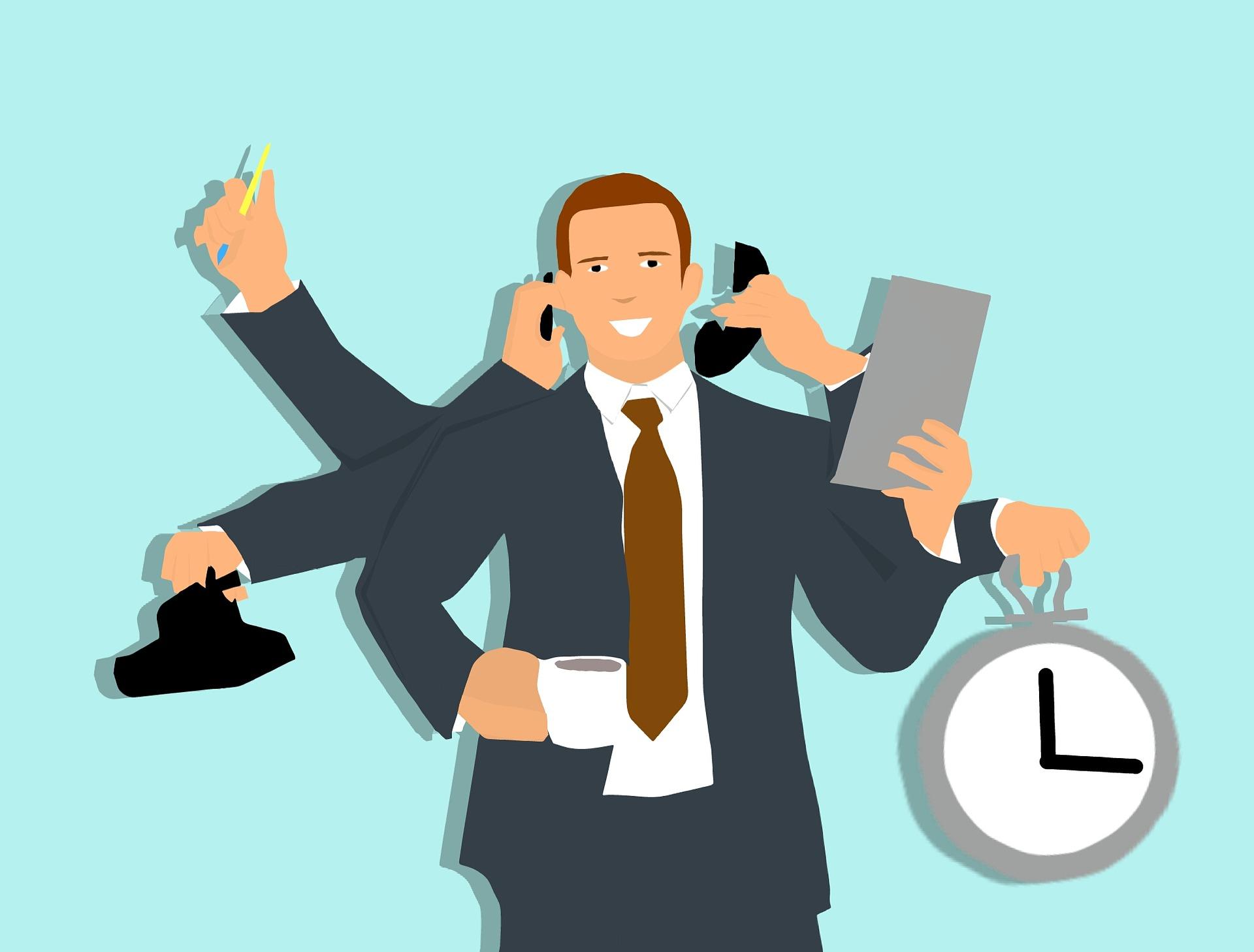 『会社にバレない副業の対策』と『労働副業・不労副業の違い』