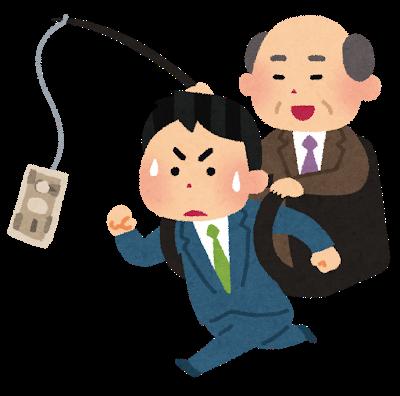 経営陣と従業員のお金に対する思考格差が大きい