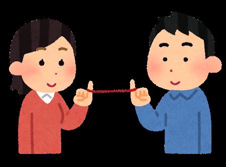 運命の赤い糸を引き寄せる婚活の秘訣