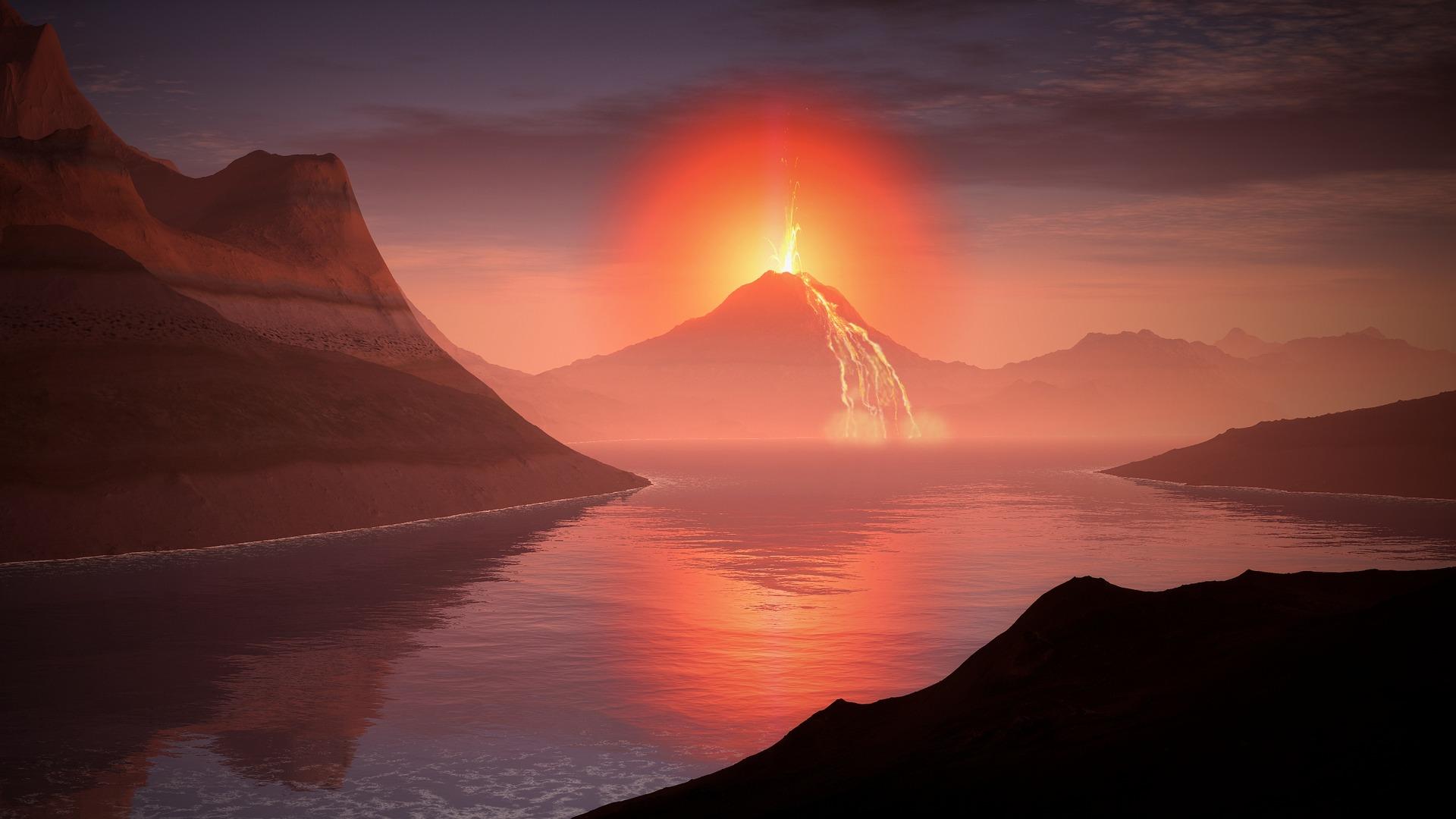 【テンバガー】火山の噴火から学ぶ株式投資の極意